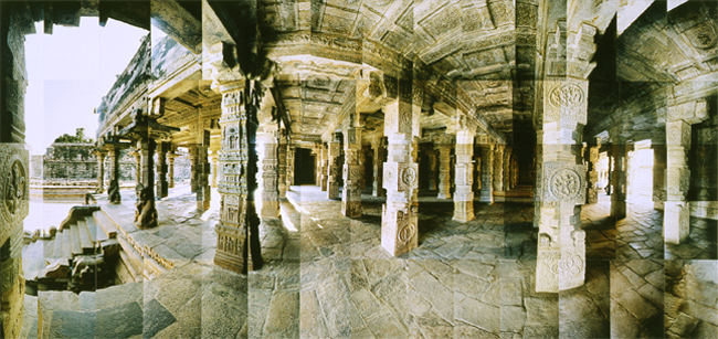Large image of Airavatesvara Temple no.2, Darasuram, Tamil Nadu, India