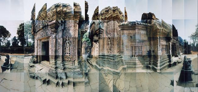 Large image of Banteay Srei, Angkor Wat, Cambodia