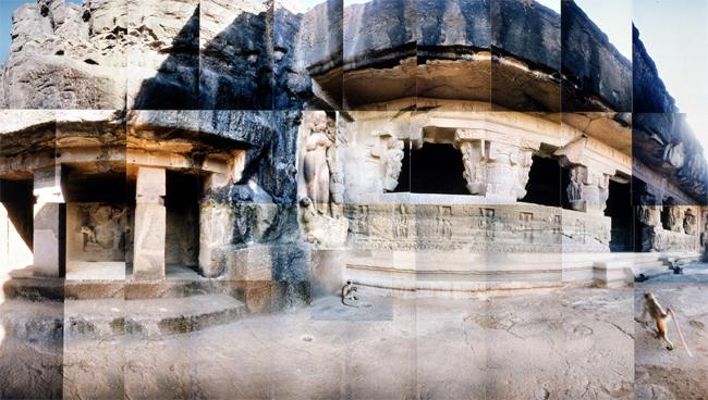 Large image of Ellora Caves, no. 21 (Rameshavara), Maharashtra, India