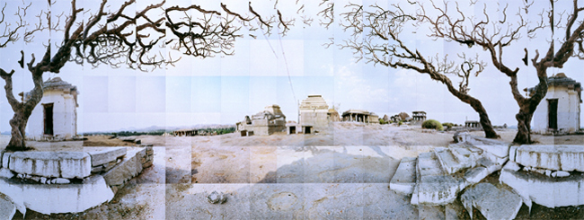 Large image of Hemakuta Hill, Hampi Ruins, India