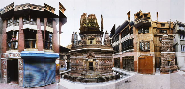 Large image of Maha Buddha Temple, Patan, Nepal