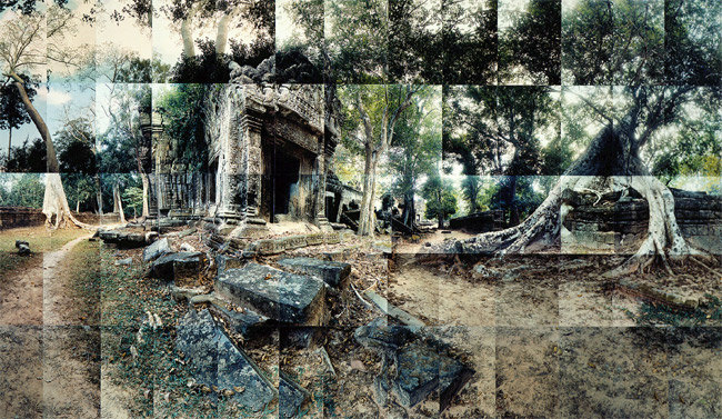 Large image of Ta Prohm, Angkor Wat, Cambodia
