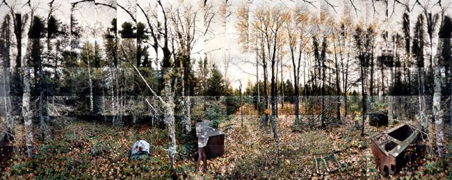 Large image of Angler POW Camp, Kitchen, Ontario, Canada