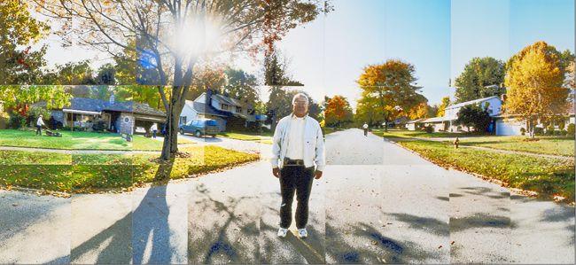 Large image of Ed Ezaki on Stoneybrook Street no.1