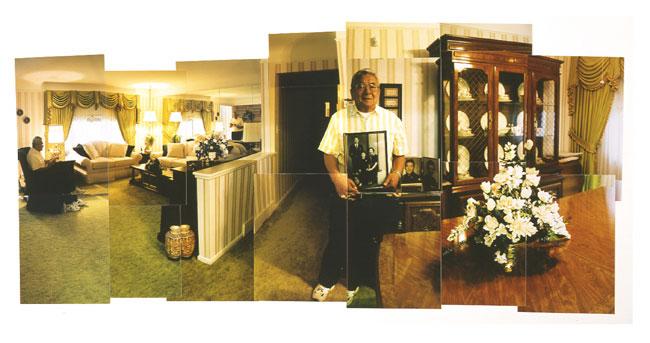 Large image of Ed Ezaki on Stoneybrook Street no.2