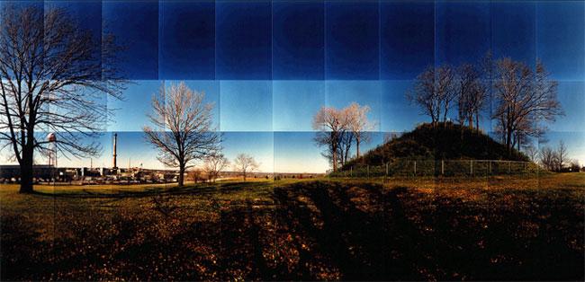 Large image of DOE Indian Mound, Miamisburg, Ohio