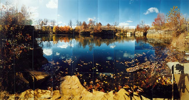 Large image of Republic Steel Quarry Site 666, Elyria, Ohio