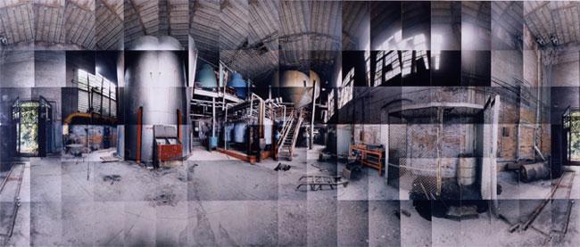 Large image of Ohio Penitentiary, Power Plant, Columbus, Ohio