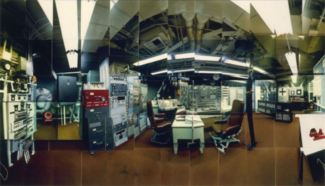 Large image of Titan II Control Room, Tucson, Arizona
