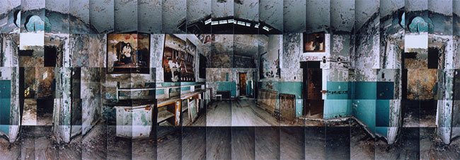 Large image of Eastern State Penitentiary, Chapel, Philadelphia, Pennsylvania