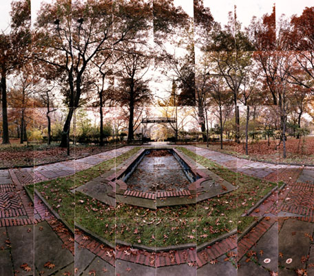 Large image of Cultural Gardens no. 1 (Lithuanian), Cleveland, Ohio