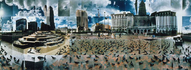 Large image of Public Square, Cleveland, Ohio
