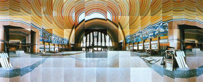 Large image of Union Terminal, Cincinnati, Ohio